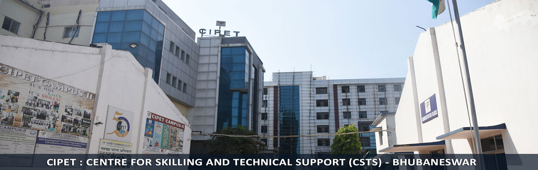 About CIPET : CSTS - Bhubaneswar | CIPET : CSTS - Bhubaneswar