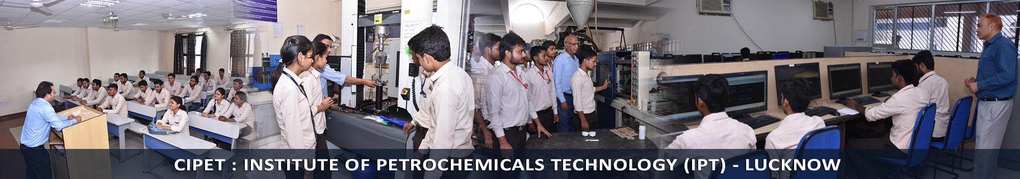 Our Team | CIPET : IPT - Lucknow | CIPET : Institute of Plastics