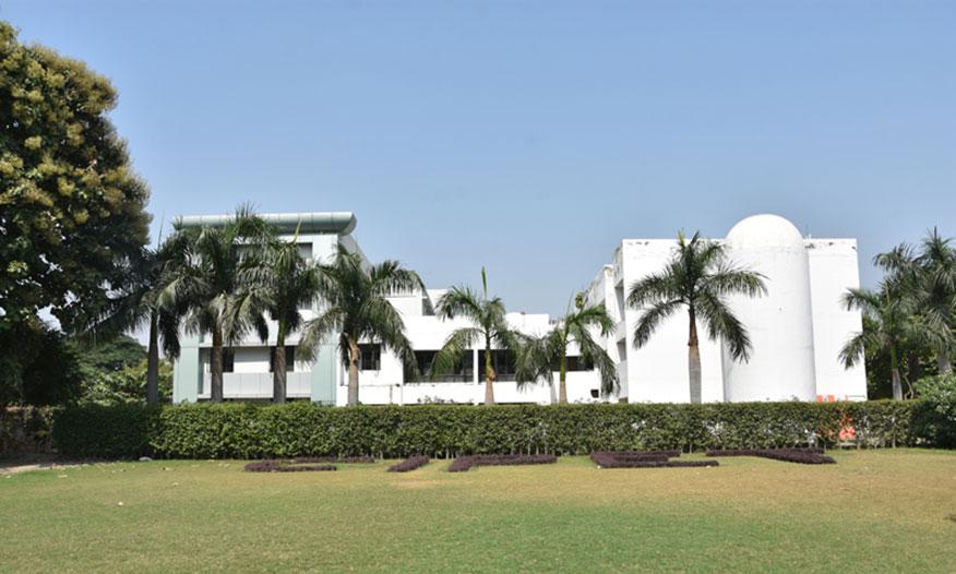 INSTITUTE BUILDINGS